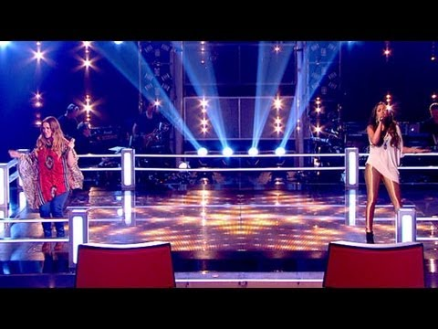 The Voice - Visit http://www.bbc.co.uk/thevoiceuk to play The Voice Predictor Game and for all The Voice UK 2013 news. Performing 'Heaven', Abi wins her Battle against L...
