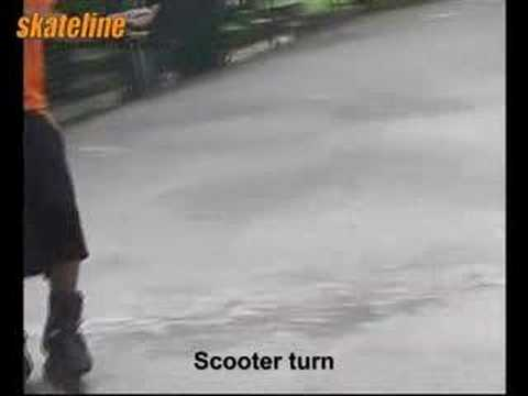 Scooter Turn