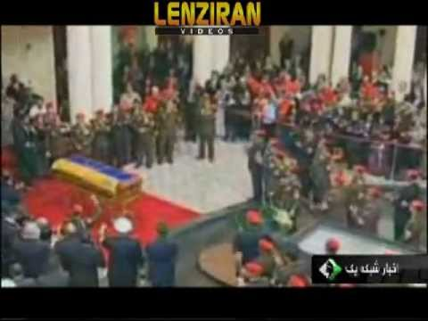 Hugo Chavez body  buried in Caracas , too late for mummifying the body