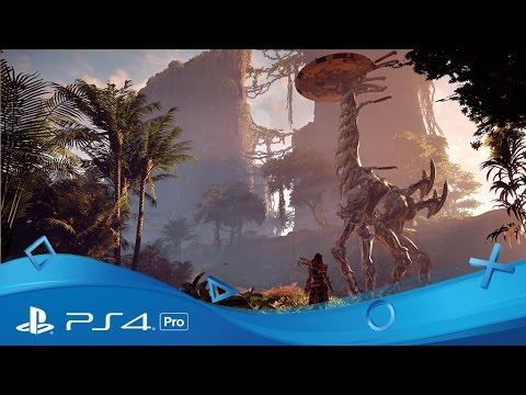 PlayStation 4 Pro | Games Enhanced by PS4 Pro - 4K Trailer