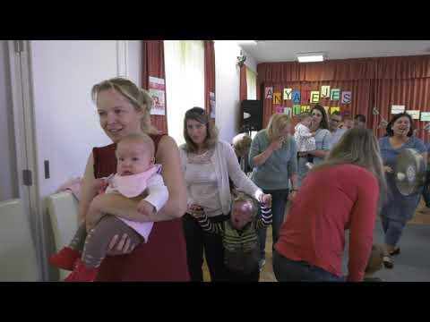 Az Anyatejes táplálás világnapja Nagyatádon