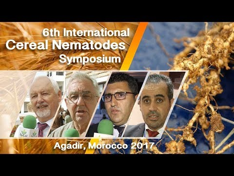 6th International Cereal Nematodes Symposium _ Morocco 2017
