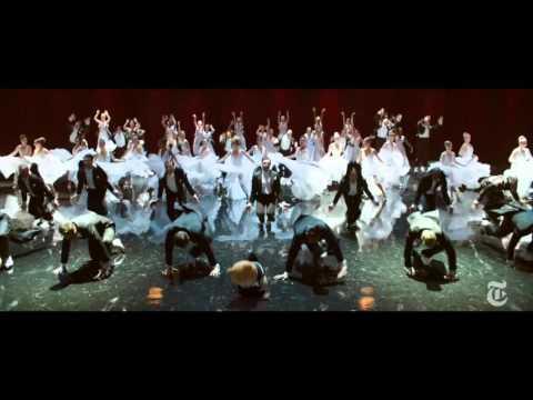 Sarah O'Gleby Choreography Reel