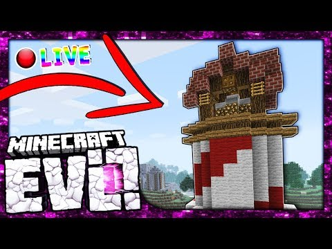 🔴 MINECRAFT EVOLUTION SMP LIVE!