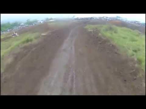 Go-Pro 1º Motocross de Santa Helena de Minas, Cat. Nac. Intermediária, Higor Aves #17