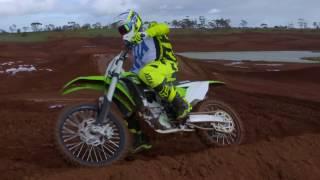 7. MXTV Bike Review 2017 Kawasaki KX250F