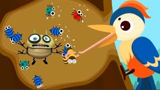 Video Baby Panda Learning Games - Baby Learn Occupations And Hunting Animals - Educational Game For Kids MP3, 3GP, MP4, WEBM, AVI, FLV Juni 2017