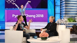 Video Olympic Ice Skater Adam Rippon on Being a Hero for LGBTQ Youth download in MP3, 3GP, MP4, WEBM, AVI, FLV January 2017
