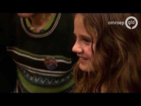 Amira Willighagen - documentary Omroep Gelderland Dec 2016 with English subtitles (видео)