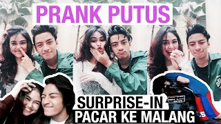 Video PRANK PUTUS + SURPRISEIN PACAR KE MALANG #LDR MP3, 3GP, MP4, WEBM, AVI, FLV Juli 2018