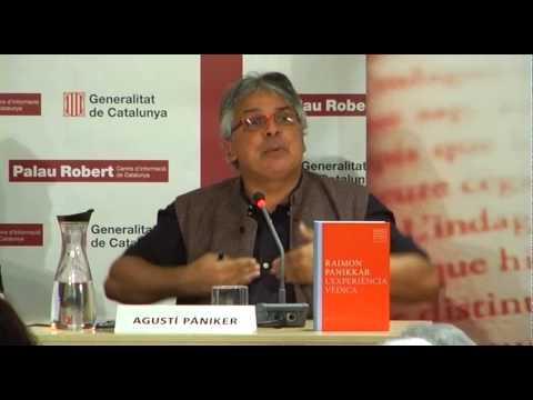 'L'experiència vèdica', amb Vicente Merlo i Agustí Pániker