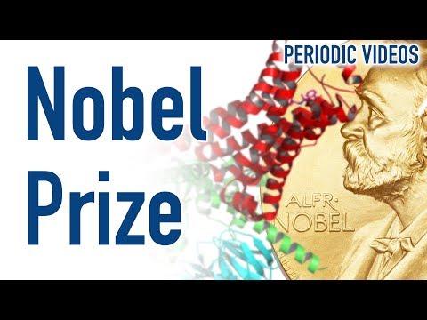 Chemie-Nobelpreis 2012 - Periodensystem der Videos