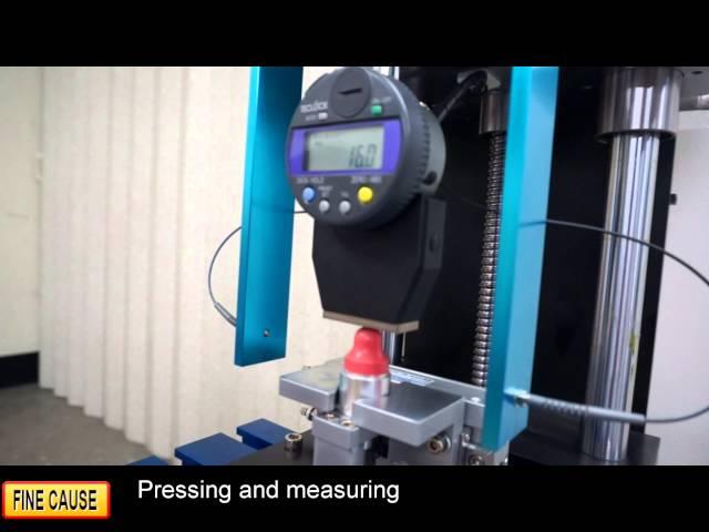 FC-PHT 胶头硬度检测机