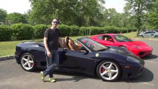 10 Common Issues with Ferrari 360s by Super Speeders