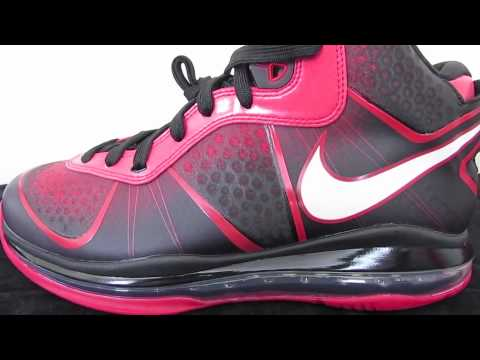 0 Nike LeBron 8 V/2 MVP   Glow In The Dark