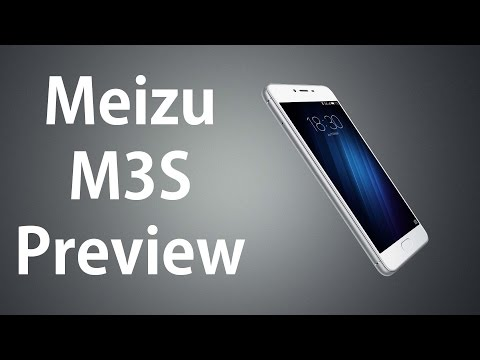 Meizu M3S Preview - Nothing Wired