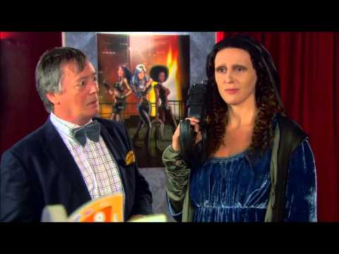 The Sarah Jane Adventures Unreleased Music - Mr Harding and the Mona Lisa