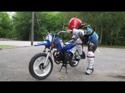 comment demarrer un pw 50