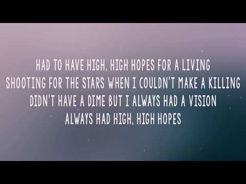 Video Panic At The Disco High Hopes (Lyrics/Lyrics Video) (With Audio) download in MP3, 3GP, MP4, WEBM, AVI, FLV January 2017