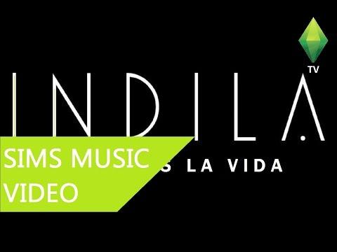 Tekst piosenki Indila - Ainsi bas la vida po polsku