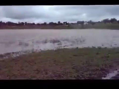 Várzea do Poço - Chuva