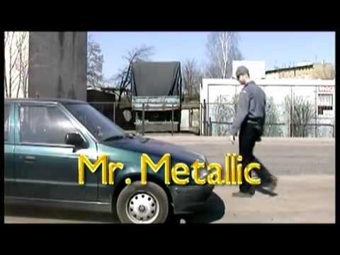 Kompania Satyryczna M3 - skecz Mr Metallic