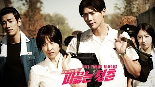 Fmv  Hot Young Bloods   Park Bo Young X Lee Jong Suk  Btob   My Lady