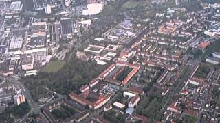 Schweinfurt Germany  City new picture : flying overhead Schweinfurt, Germany
