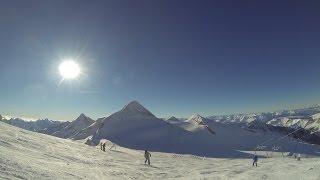 Hintertux Glacier Austria  city photos gallery : Ski on Hintertux Glacier Austria GoPro FullHD