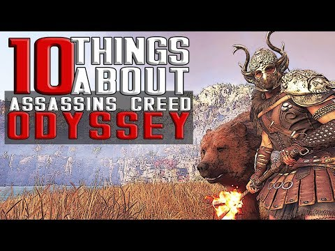 10 Things You Don't Know About Assassin's Creed Odyssey (secrets, Easter Eggs And Hidden Mechanics)