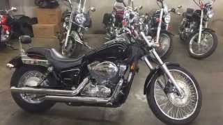 7. 2009 Honda shadow 750 spirit