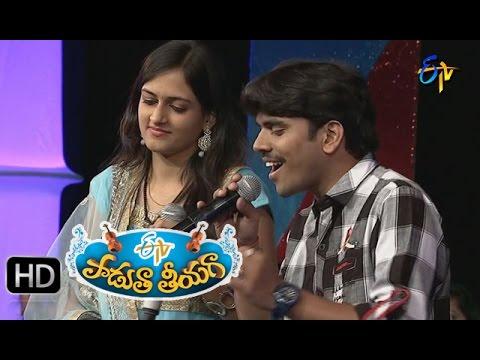 Pacha-Bottasi-Na-Song--Surya-Karthik-Harika-Performance-in-ETV-Padutha-Theeyaga--28th-March-2016