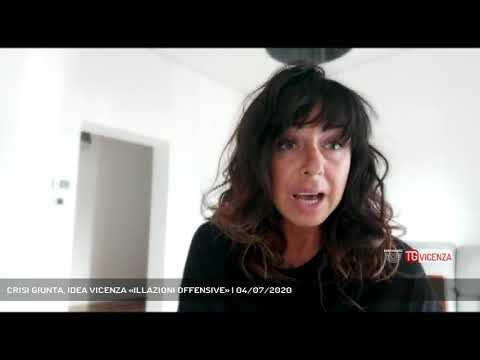 CRISI GIUNTA, IDEA VICENZA «ILLAZIONI OFFENSIVE» | 04/07/2020