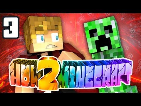 """Minecraft: How 2 Minecraft! (Season Two) """"CRAZIEST EPISODE?"""" Episode 3 (Minecraft 1.8 SMP)"""