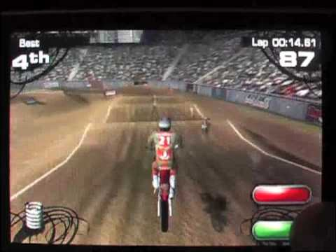 2XL Supercross 2009 IOS