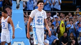 UNC Men's Basketball: Carolina Trounces NC State, 107-56