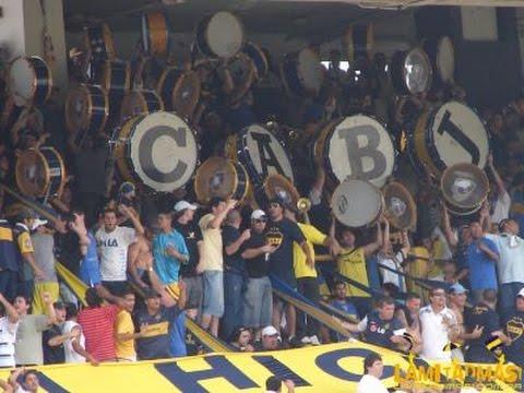 ENTRA LA 12 / BOCA CAMPEON 2015 - La 12 - Boca Juniors