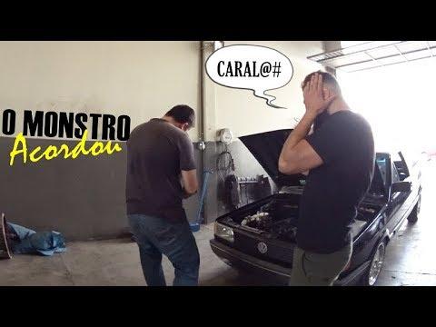 ENFIM O MONSTRO ACORDOU!!