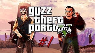 Video Guzz Theft Porto V #1: Los Santos, nous voilà ! MP3, 3GP, MP4, WEBM, AVI, FLV Agustus 2017