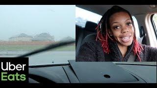 UBEREATS: UBERING IN BAD RAIN !!+ TUESDAY EARNINGS REPORT!