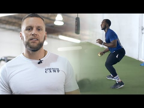 Reaction Training for Baseball Athletes