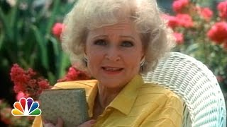 Betty White: PSA on Literacy