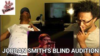 "Video The Voice 2015 Blind Audition - Jordan Smith: ""Chandelier"" (REACTION) MP3, 3GP, MP4, WEBM, AVI, FLV Agustus 2018"