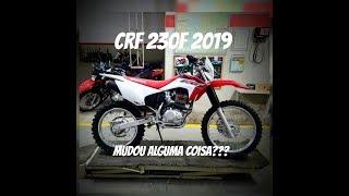 10. CRF 230F 2019, SER� QUE MUDOU ALGUMA COISA???