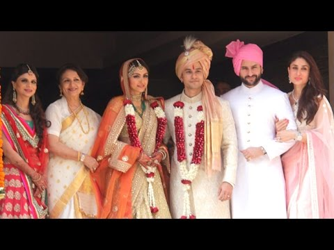 Full Video - Kunal Khemu & Soha Ali Khan's WEDDING RECEPTION | Saif, Kareena