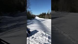 4. 2018 Skidoo BCX 850 vs 2018 Polaris SKS 800