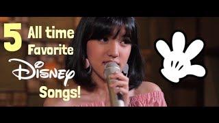 Video 5 all time favorite Disney Songs! (cover) MP3, 3GP, MP4, WEBM, AVI, FLV Juli 2018