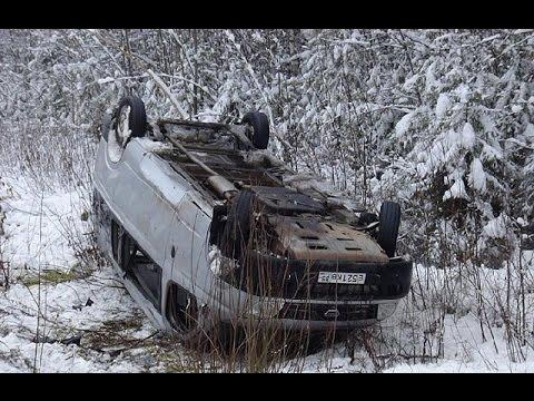 Новая подборка аварий и дтп 01 12 2016
