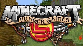 Minecraft: BOOSTER JUSTICE - Hunger Games Survival w/ CaptainSparklez