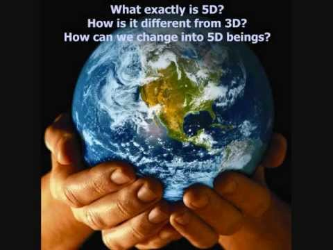 5th dimension - A simple but clear explanation of 5D, and how it differs from the world we currently see around us. The author has had a book published about the fatal error...
